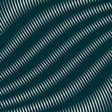 Moire pattern, op art vector background. Hypnotic backdrop  Stock Images