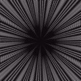 Moire style, gradient optical pattern, motion effect tile. Decor Stock Photo