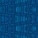 Moire waves in blue colors Stock Images