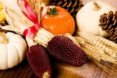 Moisson d'automne Image stock