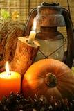 Moisson d'automne d'action de grâces Photos stock