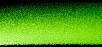 Moisture texture. Made of humidity on my car Royalty Free Stock Photos