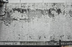 Moisture Wall. Building wall full of moisture Royalty Free Stock Photos