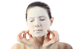 Moisturize Royalty Free Stock Images