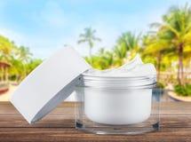 moisturizer royaltyfria foton
