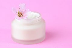 Moisturizer Cream Royalty Free Stock Images