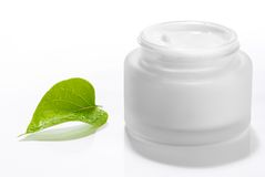 Moisturizer Cream Royalty Free Stock Image