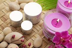 Moisturizer cream collection Stock Photography