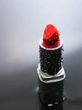 Moisturizing 2. Wet lipstick Royalty Free Stock Images