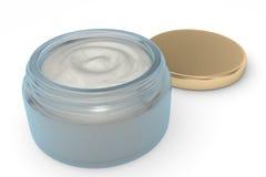 Moisturizing Cream Royalty Free Stock Images