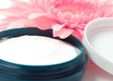Moisturizing cream Royalty Free Stock Photography