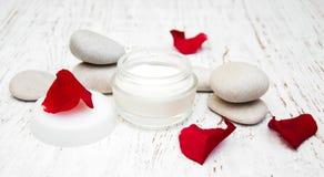 Moisturizing cream Royalty Free Stock Image