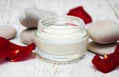 Moisturizing cream Royalty Free Stock Photos