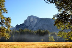 Moitié-Dôme de Yosemite Image stock