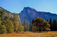 Moitié-Dôme de Yosemite Photographie stock libre de droits