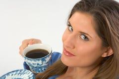 moja kawa Obraz Stock