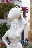 Mojacar Almeria white Mediterranean Spain Royalty Free Stock Photography