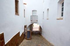Mojacar Almeria white Mediterranean village Spain Stock Photo