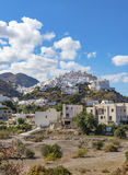 Mojacar Hilltop Village Stock Photos