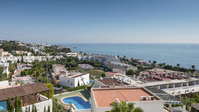 Mojacar Playa Royalty Free Stock Photography