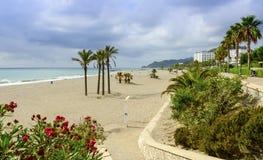 Mojacar Playa Royalty-vrije Stock Afbeeldingen