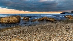 Mojacar Playa Fotografia Stock Libera da Diritti