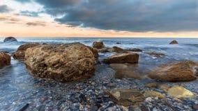 Mojacar Playa Fotografia Stock