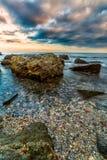 Mojacar Playa Immagine Stock Libera da Diritti