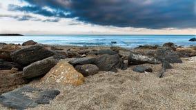 Mojacar playa Royalty Free Stock Images