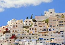 Mojacar Pueblo Stock Photos