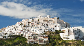 Mojacar Pueblo Stock Photo