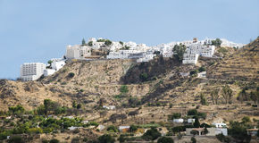 Mojacar Pueblo Royalty Free Stock Photos