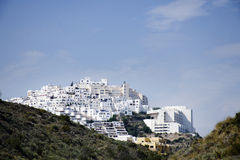 Mojacar Pueblo, Andalucia Stock Photos
