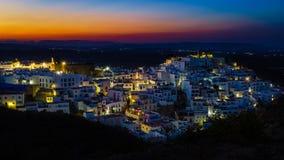 Mojacar, Spanje Royalty-vrije Stock Fotografie