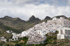 Mojacar Village Stock Photos