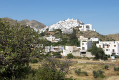 Mojacar Village Royalty Free Stock Photo