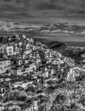 Mojacar Village Stock Photography