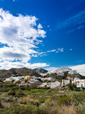 Mojacar Village Stock Images
