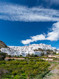 Mojacar Village Royalty Free Stock Photography
