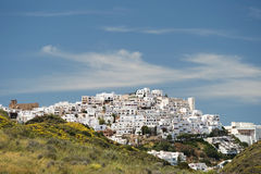 Mojacar Village Spain Stock Images