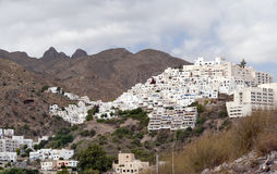 Mojacar Village, Spain Royalty Free Stock Image