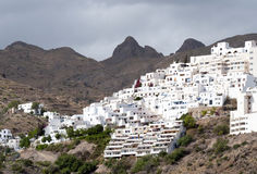 Mojacar Village, Spain Royalty Free Stock Photo