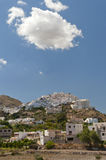 Mojacar Village in the sunshine, Spain Stock Images