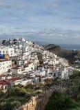 Mojacar wioska Zdjęcie Royalty Free