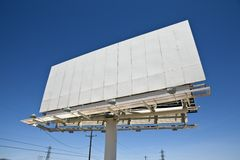 Mojave Billboard Royalty Free Stock Image