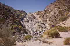 Mojave Desert Royalty Free Stock Photo