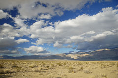 Mojave Desert in American Southwest Royalty Free Stock Images
