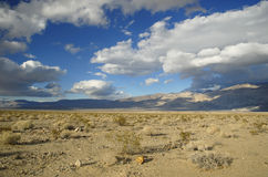 Mojave Desert in American Southwest Stock Photo