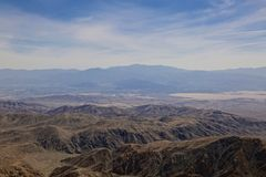 Mojave Desert California Royalty Free Stock Image