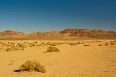 Mojave Desert Stock Photography